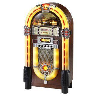 Karcher JB 6604 Jukebox (CD/ Player, Radio, SD/MMC Kartenslot, USB