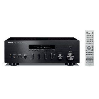 Yamaha R S500 Stereo Receiver schwarz Elektronik