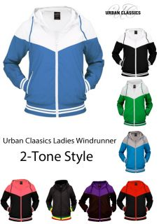 URBAN CLASSICS LADIES WINDRUNNER WINDBREAKER JACKE
