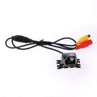 Car Rear View Reversing Parking Backup Color Camera 170° 12V
