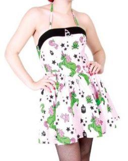 Hell Bunny Kleid I Heart Zombies 50er Bekleidung