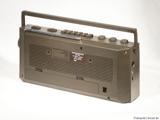 GRUNDIG RR325 STEREO RADIORECORDER GHETTOBLASTER BOOMBOX RADIO