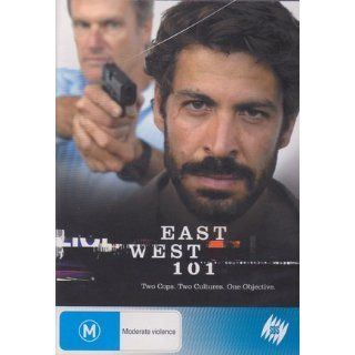 East West 101   Complete Series 3 DVDs Australien Import
