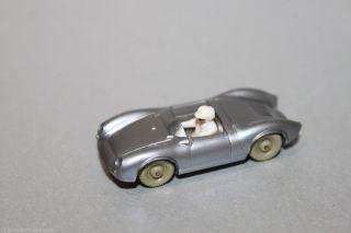 Wiking 167/1 Porsche Spyder Fahrer weiß Spur H0