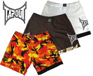 Tapout MMA Fight Shorts Mixed Martial Arts Kampfshort Cage Fighting