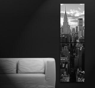 Jo Nick New York City 50 x 160 cm Bild auf Keilrahmen