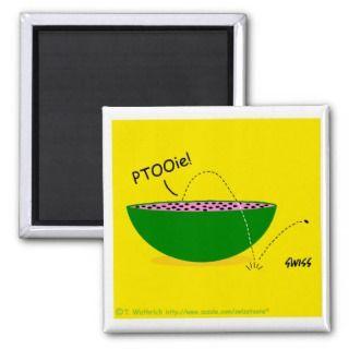 Cute Funny Collectible Watermelon Cartoon Fridge Fridge Magnets