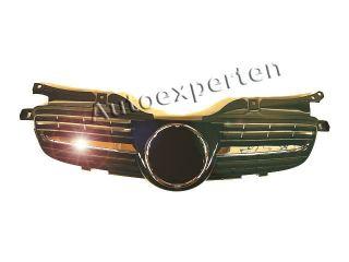 Mercedes SLK R170 Kühlergrill Grill Schwarz 171 Look