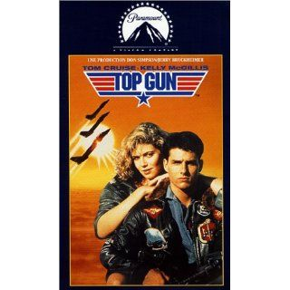 Top Gun [VHS] Tom Cruise, Anthony Edwards, Tom Skerritt, Michael