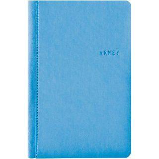 ARWEY Notizbuch ANDRE, blanko, 104 Blatt, blau