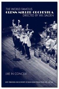GLENN MILLER ORCHESTRA LIVE IN CONCERT DVD NEU