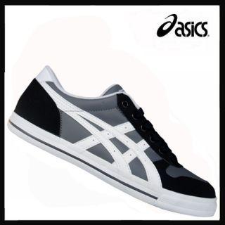 Asics Aaron Nubuk Herren dark/grey/white