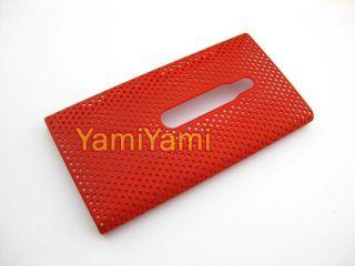 Plastic Skin Protector For Nokia Lumina Sea Ray N800 Hole Cover Case