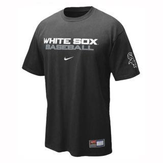 Shirt NIKE   Chicago WHITE SOX   NEU   Practice   Official MLB