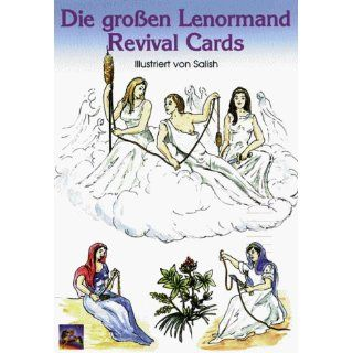 Die großen Lenormand Revival Cards Marie Anne A