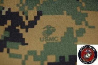 US Marine Corps USMC MARPAT Army woodland Digital Jacke coat Medium