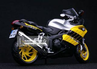 BMW K1200S Motorcycle Motorbike Excitebike Model Toy 112 6003 02