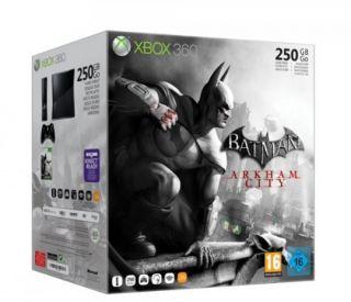 Microsoft XBox 360 Slim 250 GB + Batman Arkham City