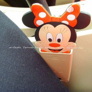 Mickey Mouse Minnie Sicherheitsgurt Schnalle Auto Deko