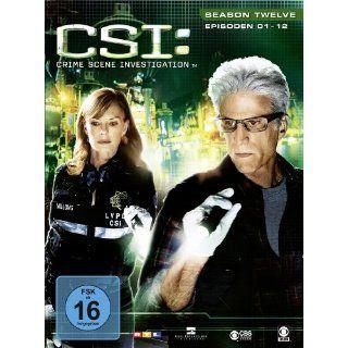 CSI Crime Scene Investigation   Season 12.1 [3 DVDs] ~ Ted Danson