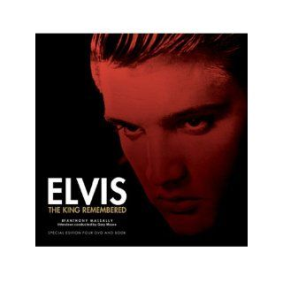 Elvis   The King Remembered 4 DVD Deluxe Edition + 116 seitiges Buch