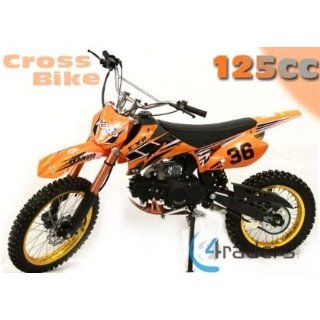 Cross Dirt Bike 125 ccm pocketbike crossbike dirtbike