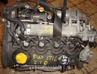 Motor Fiat Stilo Multi Wagon 1,9JTD Bj.03 192A1000 / 937A7000 85KW