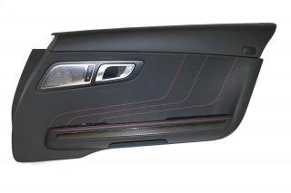 Mercedes Benz Innenausstattung SLS AMG Sitz Leder Türverkleidung