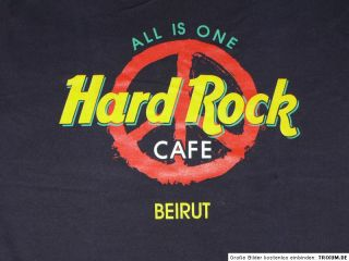 Hard Rock Cafe T Shirt Gr. S Beirut