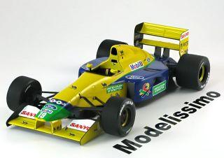 18 Minichamps Benetton Ford B191B 1992 Schumacher