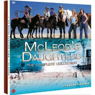 McLeods Töchter / McLeods Daughters   Complete Series   58 DVD Box