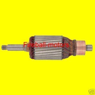 Anker Gleichstrom Lichtmaschine für Bosch 0 101 209 036