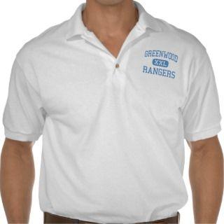 Greenwood   Rangers   High School   Midland Texas Polos