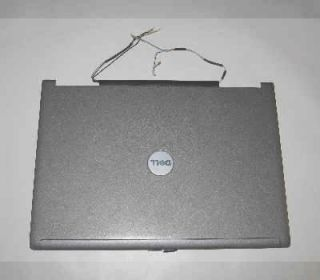 Dell Latitude D620 PP18L LCD Display Cover Back Assy AMZJX000900