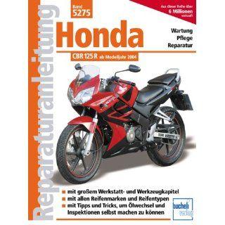 Honda CBR 125 R: Franz Josef Schermer: Bücher