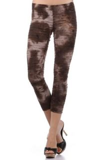 New Trendy Strechy Two Tone Leggings 5 Colors S/M/L