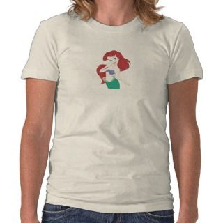 Little Mermaids Ariel Disney Tee Shirt