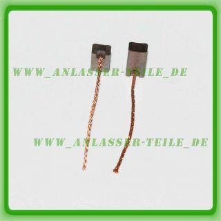 Kohlebürsten Lichtmaschine BOSCH 5x8x19 mm BX204 LIMA
