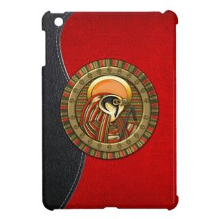 77] Egyptian Sun God Ra iPad Mini Covers