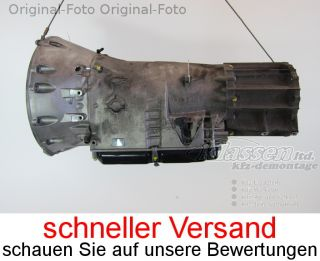 Automatikgetriebe Jeep GRAND CHEROKEE III WH 3 0 CRD 218 Ps Gearbox