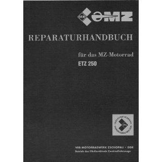 Reparaturhandbuch für das MZ Motorrad ETZ 250: Küche
