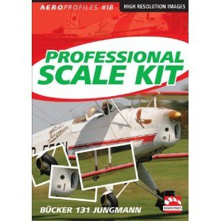 Professional Scale Kit   Bücker 131 Jungmann Software