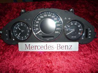 Mercedes Kombiinstrument 2195400111 Cls c219 w219