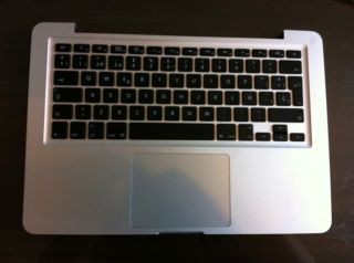 13 macbook pro palm rest complete spanish keyboard