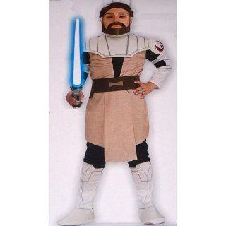 Star Wars Clone Wars Obi Wan Kenobi Clonewars Kostüm Gr. 146   158