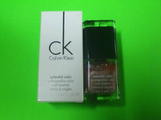 Calvin Klein Nagellack Splendid Color Nr. 223 sweet dreams
