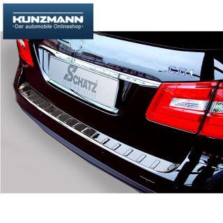 Ladekantenschutz Mercedes Benz E Klasse W212 Edelstahl