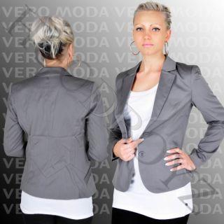 Vero Moda MILLE L/S Blazer Grau(39933)