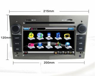 Suzuki Ignis Touchscreen Autoradio Navigation GPS DVD  USB TV