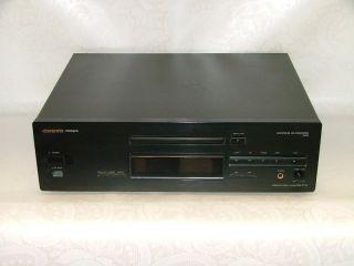 Onkyo Integra DX 7711 CD Player / Compact Disc Player